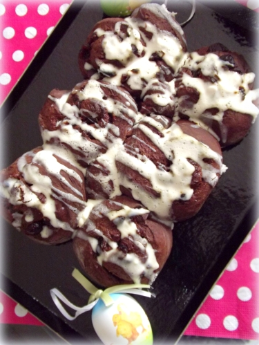 Brioche Chocolat & Cranberry2