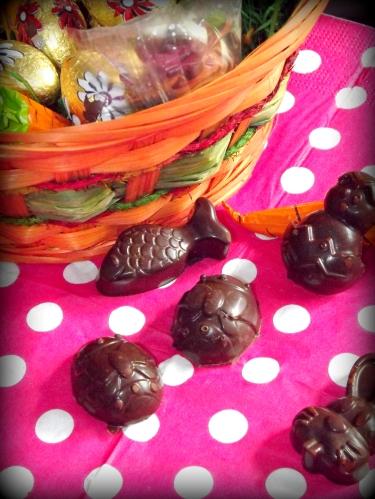 Chocolat praliné