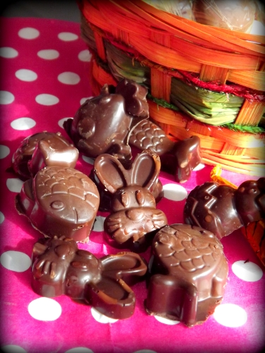 Chocolat praliné2