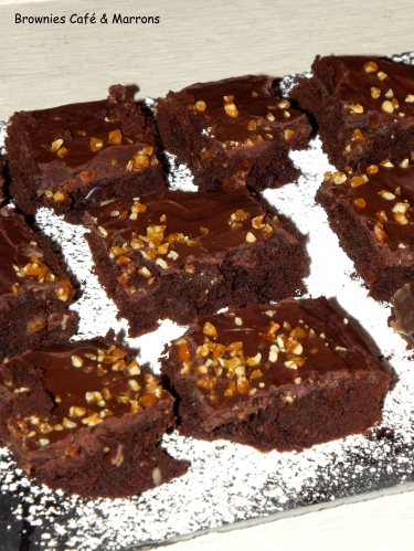Brownie Café & Marrons