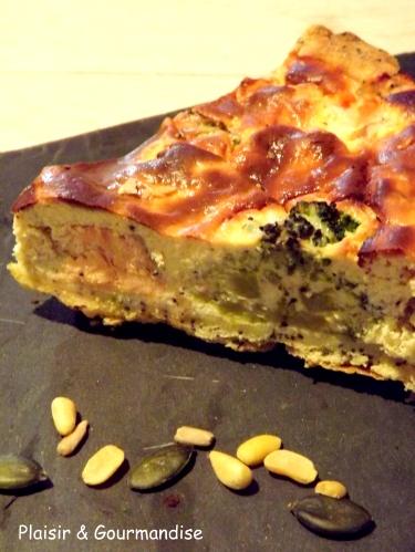 Tarte Saumon Brocoli1
